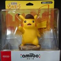 Detective Pikachu - Detective Pikachu Box Art
