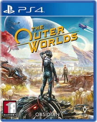 Outer Worlds, The Box Art