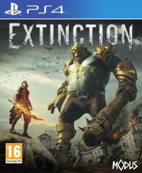 Extinction Box Art