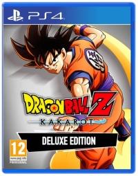 Dragon Ball Z: Kakarot - Deluxe Edition Box Art