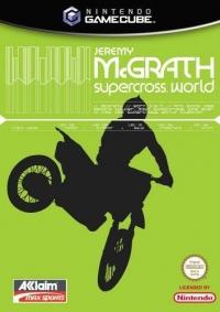 Jeremy McGrath Supercross World Box Art