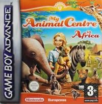 Animal Center in Africa, The Box Art