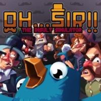 Oh...Sir! The Insult Simulator Box Art