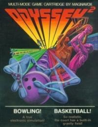 Bowling! / Basketball! Box Art