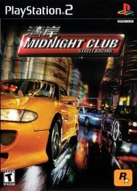 Midnight Club: Street Racing Box Art