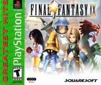 Final Fantasy IX - Greatest Hits (Squaresoft) Box Art