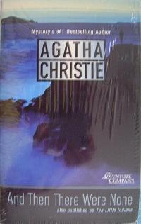 Agatha Christie: And Then There Were None Box Art