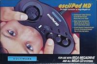 Asciiware AsciiPad MD Box Art