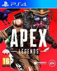 Apex Legends - Edycja Bloodhound [PL] Box Art