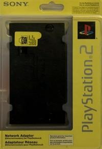 Sony PlayStation 2 Network Adaptor Box Art