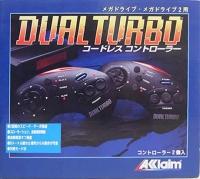 Acclaim Dual Turbo Cordless Controller Box Art