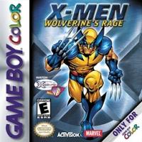 X-Men: Wolverine's Rage Box Art