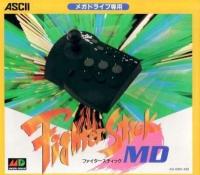 ASCII Fighter Stick MD Box Art