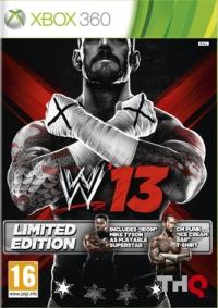 WWE '13 - Limited Edition Box Art