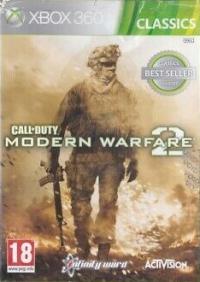 Call of Duty: Modern Warfare 2 - Classics Box Art