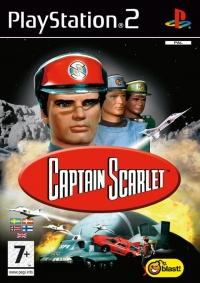 Captain Scarlet [DK][FI][NO][SE] Box Art