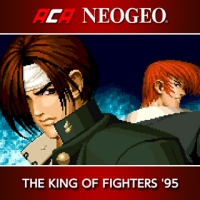ACA NEOGEO The King of Fighters '95 Box Art