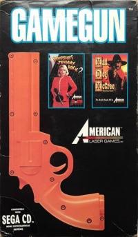 American Laser Games Gamegun Box Art