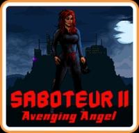 Saboteur II: Avenging Angel Box Art