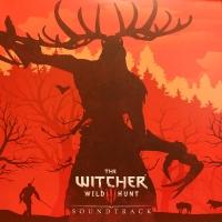 The Witcher 3: Original Game Soundtrack Four LP Set [Blue Vinyl Variant] Box Art