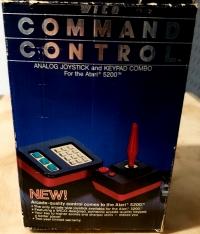 Wico Command Control Joystick and Keypad Box Art