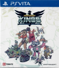 Mercenary Kings: Reloaded Edition - Limited Edition Box Art