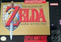 Legend of Zelda, The: A Link to the Past (Version Entièrement Française) Box Art