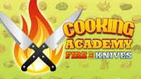 Cooking Academy Fire and Knives Box Art