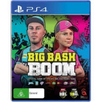Big Bash Boom Box Art