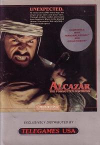 Alcazar: The Forgotten Fortress Box Art