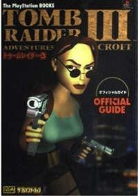 Tomb Raider III Official Guide Box Art