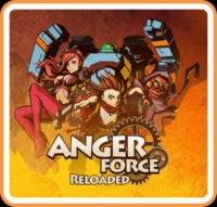 AngerForce: Reloaded Box Art