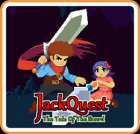 JackQuest: The Tale of the Sword Box Art