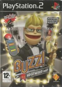 Buzz!: Hollywood Quiz [UK][FR][NL] Box Art