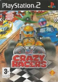 Buzz! Junior: Crazy Racers Box Art