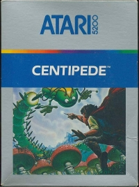 Centipede Box Art