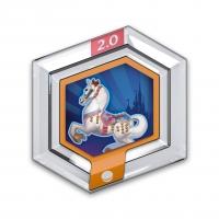 Fantasyland Carousel Horse - Disney Infinity 2.0 Power Disc [NA] Box Art