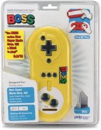 BOSS  (Yellow) Box Art