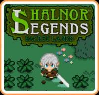 Shalnor Legends: Sacred Lands Box Art