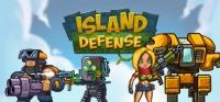 Island Defense Box Art