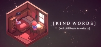 Kind Words (lo fi chill beats to write to) Box Art