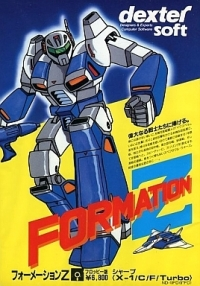 Formation Z Box Art