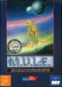 M.U.L.E. Box Art