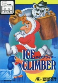 Ice Climber Box Art