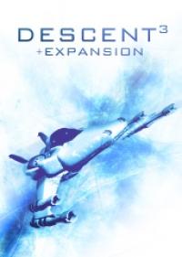 Descent 3 + Expansion Box Art