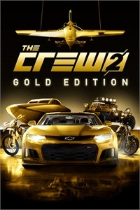 Crew 2, The - Gold Edition (Digital) Box Art