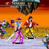 ACA NeoGeo: Sengoku Box Art