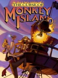 Curse of Monkey Island, The Box Art