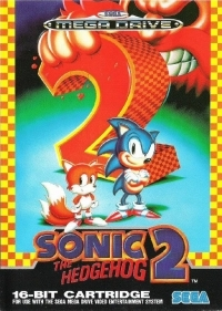 Sonic the Hedgehog 2 (Made in China) Box Art