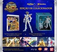 Cavaleiros do Zodíaco, Os: Bravos Soldados - Edição de Colecionador Box Art